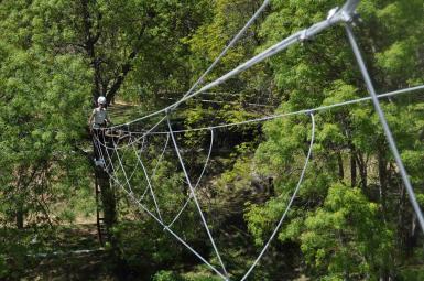 Puente Aventura y naturaleza